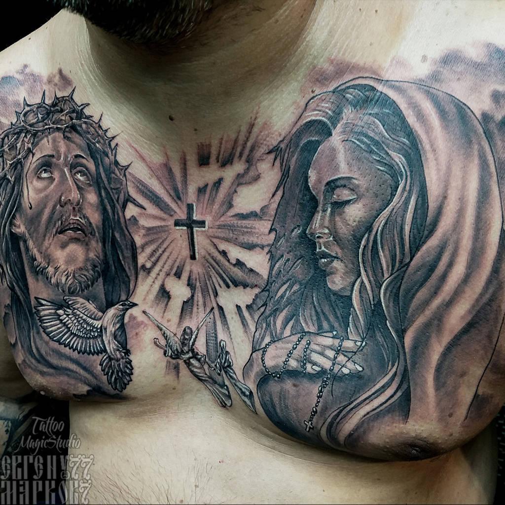 Иисус Господь голубь Святой Дух Jesus christ lord virgin mary angels dove