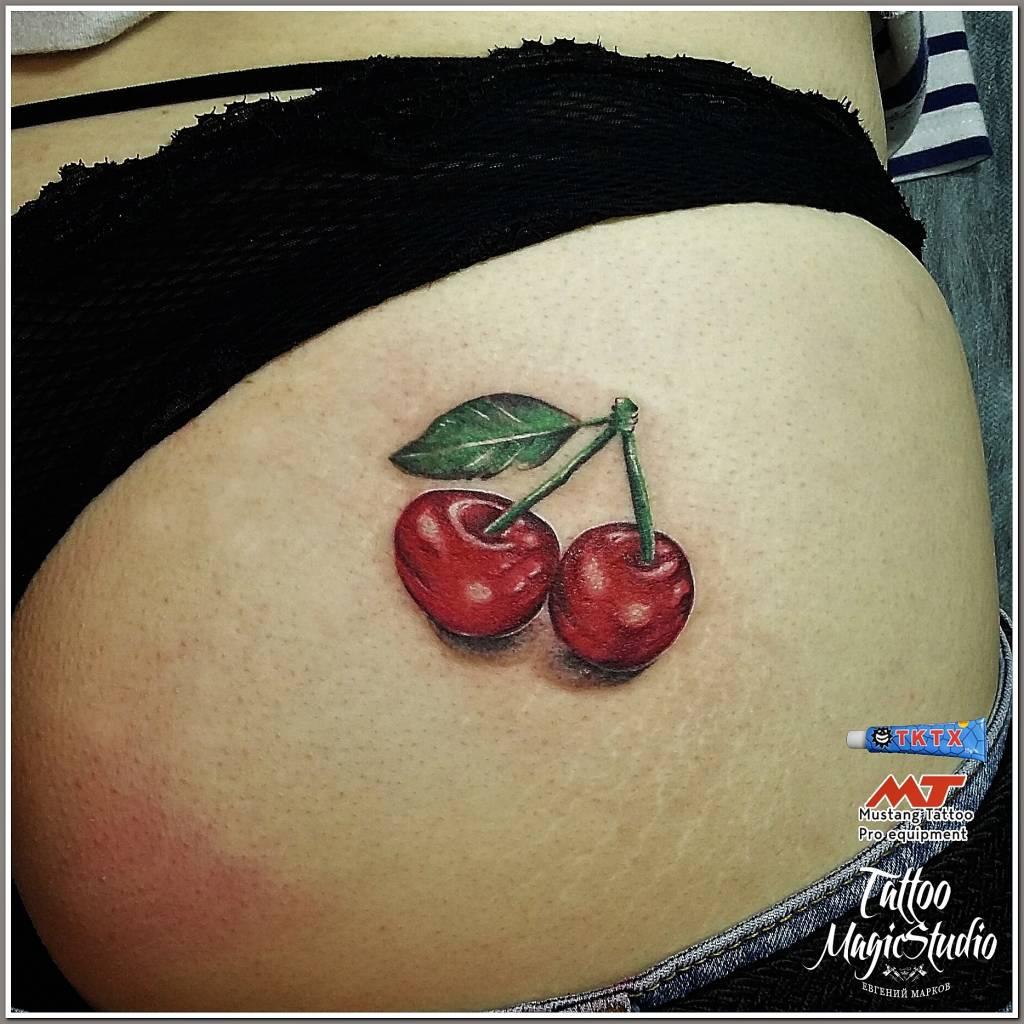вишенки cherries